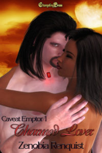 Cover - Charmed Lover (Caveat Emptor 1)