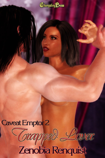 Cover - Trapped Lover (Caveat Emptor 2)