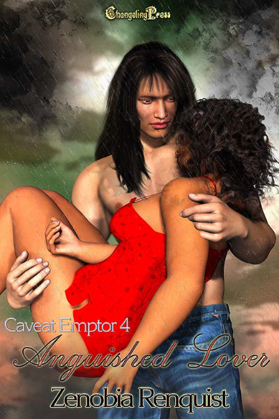 Cover - Anguished Lover (Caveat Emptor 4)