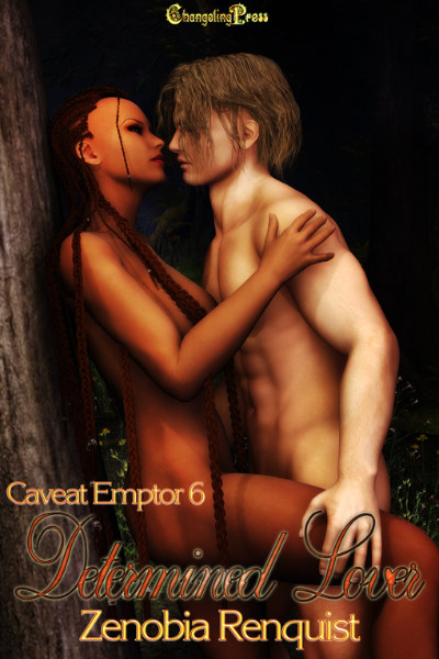 Cover - Determined Lover (Caveat Emptor 6)