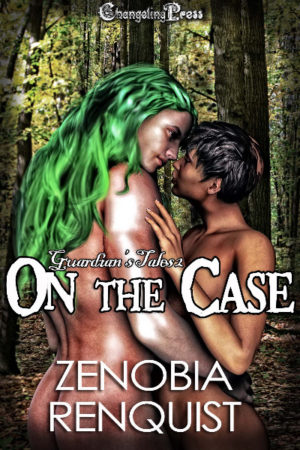 Cover - On the Case (Guardian's Tales 2)