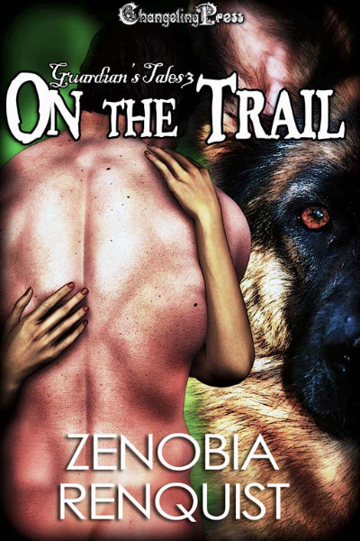 Cover - On the Trail (Guardian's Tales 3)