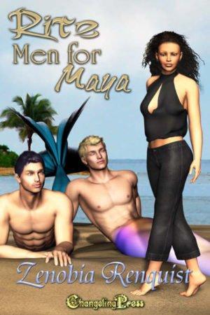 Cover - Rite Men for Maya