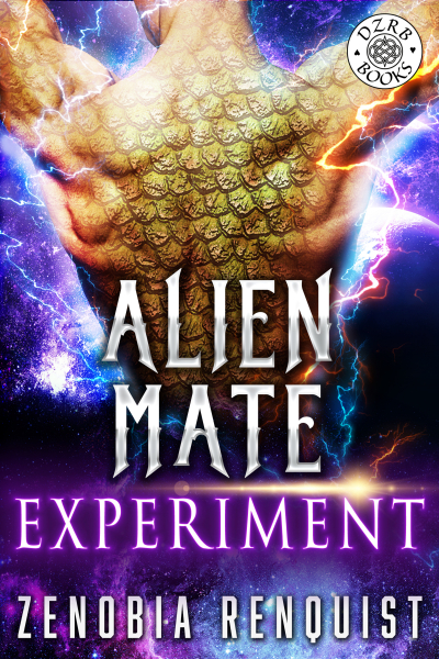 Cover - Alien Mate Experiment